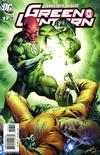 Cover for Green Lantern (DC, 2005 series) #17 [Direct Sales]