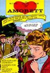 Cover for Amorett (Serieforlaget / Se-Bladene / Stabenfeldt, 1966 series) #3/1966