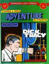 Cover for Thrilling Adventure Strips (Dragon Lady Press, 1986 series) #10
