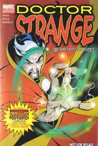 Cover Thumbnail for Custom: Lions Gate Dr. Strange (Marvel, 2007 series) #0
