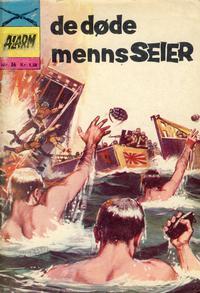 Cover Thumbnail for Alarm (Illustrerte Klassikere / Williams Forlag, 1964 series) #36