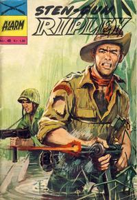 Cover Thumbnail for Alarm (Illustrerte Klassikere / Williams Forlag, 1964 series) #40