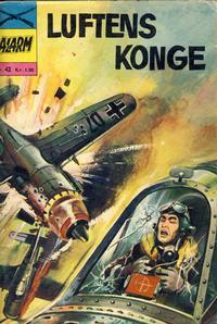 Cover Thumbnail for Alarm (Illustrerte Klassikere / Williams Forlag, 1964 series) #42
