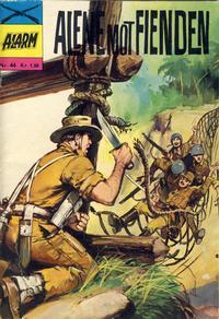 Cover Thumbnail for Alarm (Illustrerte Klassikere / Williams Forlag, 1964 series) #44