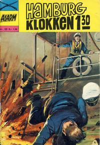 Cover Thumbnail for Alarm (Illustrerte Klassikere / Williams Forlag, 1964 series) #53
