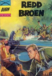 Cover Thumbnail for Alarm (Illustrerte Klassikere / Williams Forlag, 1964 series) #56