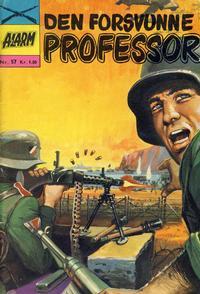 Cover Thumbnail for Alarm (Illustrerte Klassikere / Williams Forlag, 1964 series) #57