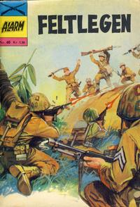 Cover Thumbnail for Alarm (Illustrerte Klassikere / Williams Forlag, 1964 series) #60