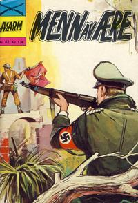 Cover Thumbnail for Alarm (Illustrerte Klassikere / Williams Forlag, 1964 series) #62