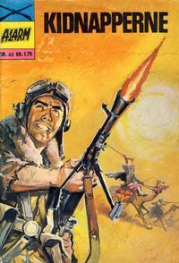 Cover Thumbnail for Alarm (Illustrerte Klassikere / Williams Forlag, 1964 series) #63