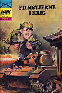 Cover Thumbnail for Alarm (Illustrerte Klassikere / Williams Forlag, 1964 series) #66