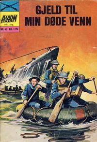 Cover Thumbnail for Alarm (Illustrerte Klassikere / Williams Forlag, 1964 series) #67
