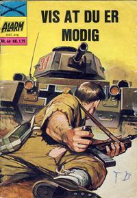 Cover Thumbnail for Alarm (Illustrerte Klassikere / Williams Forlag, 1964 series) #68