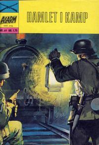 Cover Thumbnail for Alarm (Illustrerte Klassikere / Williams Forlag, 1964 series) #69
