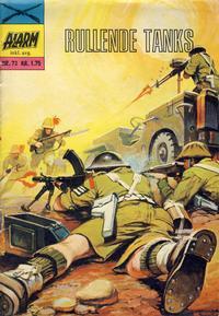 Cover Thumbnail for Alarm (Illustrerte Klassikere / Williams Forlag, 1964 series) #72