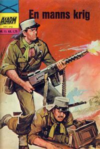 Cover Thumbnail for Alarm (Illustrerte Klassikere / Williams Forlag, 1964 series) #73