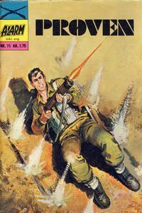 Cover Thumbnail for Alarm (Illustrerte Klassikere / Williams Forlag, 1964 series) #75
