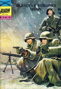 Cover Thumbnail for Alarm (Illustrerte Klassikere / Williams Forlag, 1964 series) #78