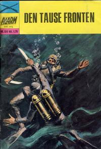 Cover Thumbnail for Alarm (Illustrerte Klassikere / Williams Forlag, 1964 series) #84