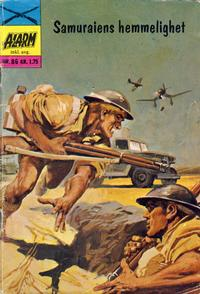 Cover Thumbnail for Alarm (Illustrerte Klassikere / Williams Forlag, 1964 series) #86