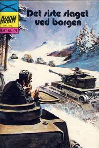Cover Thumbnail for Alarm (Illustrerte Klassikere / Williams Forlag, 1964 series) #87