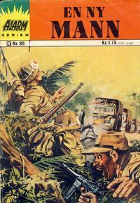 Cover Thumbnail for Alarm (Illustrerte Klassikere / Williams Forlag, 1964 series) #89