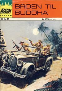 Cover Thumbnail for Alarm (Illustrerte Klassikere / Williams Forlag, 1964 series) #90