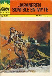 Cover Thumbnail for Alarm (Illustrerte Klassikere / Williams Forlag, 1964 series) #96