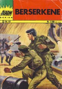 Cover Thumbnail for Alarm (Illustrerte Klassikere / Williams Forlag, 1964 series) #97