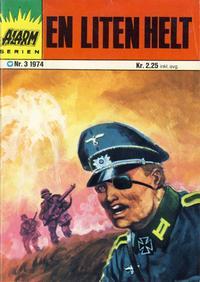 Cover Thumbnail for Alarm (Illustrerte Klassikere / Williams Forlag, 1964 series) #3/1974