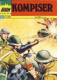 Cover Thumbnail for Alarm (Illustrerte Klassikere / Williams Forlag, 1964 series) #2/1975