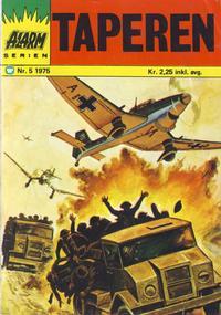 Cover Thumbnail for Alarm (Illustrerte Klassikere / Williams Forlag, 1964 series) #5/1975