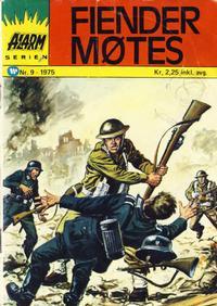 Cover Thumbnail for Alarm (Illustrerte Klassikere / Williams Forlag, 1964 series) #9/1975