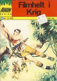 Cover Thumbnail for Alarm (Illustrerte Klassikere / Williams Forlag, 1964 series) #10/1975
