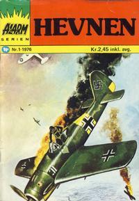 Cover Thumbnail for Alarm (Illustrerte Klassikere / Williams Forlag, 1964 series) #1/1976