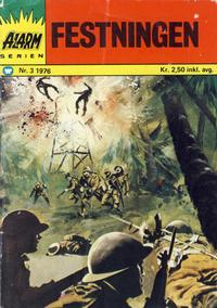 Cover Thumbnail for Alarm (Illustrerte Klassikere / Williams Forlag, 1964 series) #3/1976
