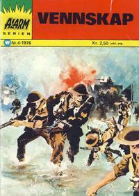 Cover Thumbnail for Alarm (Illustrerte Klassikere / Williams Forlag, 1964 series) #4/1976