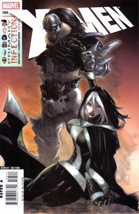 Cover Thumbnail for X-Men (Marvel, 2004 series) #195