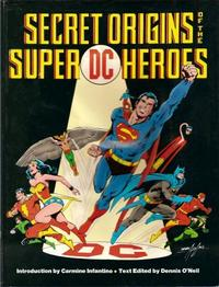 Cover Thumbnail for Secret Origins of the Super DC Heroes (Crown Publishers, 1976 series)