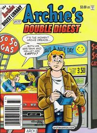 Cover Thumbnail for Archie's Double Digest Magazine (Archie, 1984 series) #177 [Newsstand]