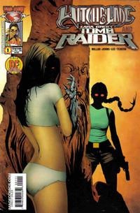 Cover Thumbnail for Witchblade and Tomb Raider (Image, 2005 series) #1