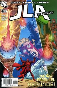Cover Thumbnail for JLA: Classified (DC, 2005 series) #36 [Direct Sales]