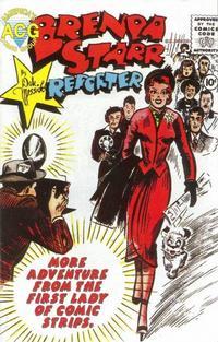 Cover Thumbnail for Brenda Starr (Avalon Communications, 1998 series) #2