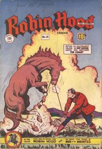 Cover Thumbnail for Robin Hood and Company Comics (Anglo-American Publishing Company Limited, 1946 series) #31