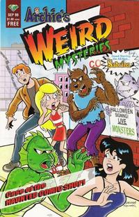 Cover Thumbnail for Archie's Weird Mysteries 1999 (Archie, 1999 series)