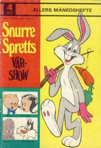 Cover Thumbnail for Allers Månedshefte (Allers Forlag, 1970 series) #4/1971