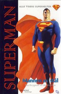 Cover Thumbnail for Superman Mannen av stål [Alle Tiders Superhelter] (Hjemmet / Egmont, 2005 series)