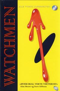 Cover Thumbnail for Watchmen [Alle Tiders Superhelter] (Hjemmet / Egmont, 2007 series)