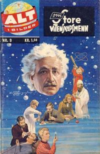 Cover Thumbnail for Alt i bilder (Illustrerte Klassikere / Williams Forlag, 1960 series) #9 - Om store vitenskapsmenn