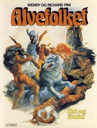 Cover Thumbnail for Alvefolket (Semic, 1985 series) #1 - Ild og flukt [1. opplag]